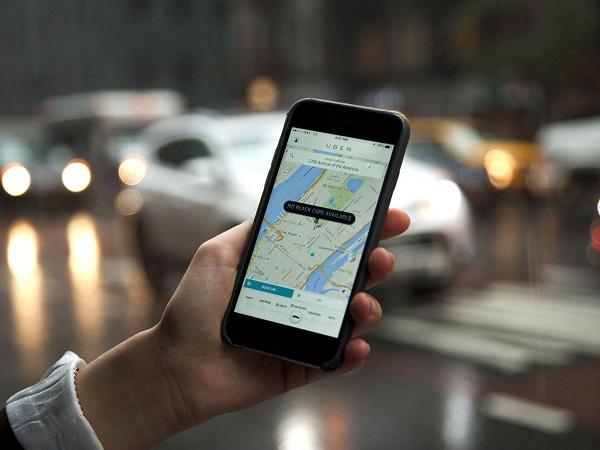 ứng dụng taxi