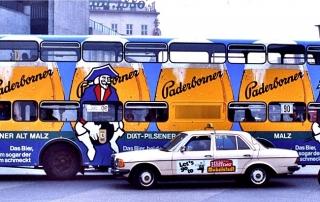quảng cáo trên taxi hay quảng cáo trên xe buýt