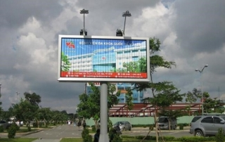 biển Trivision Billboard