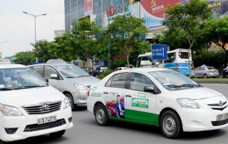 ưu điểm của quảng cáo trên taxi