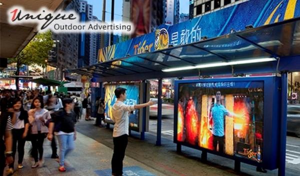 quảng cáo biển tầm thấp