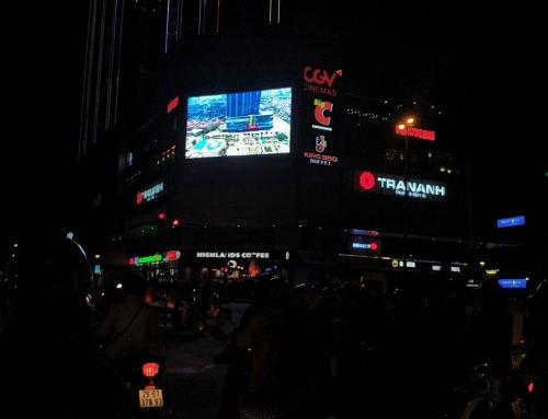 Nâng cao đẳng cấp thương hiệu với màn hình led quảng cáo ngoài trời!