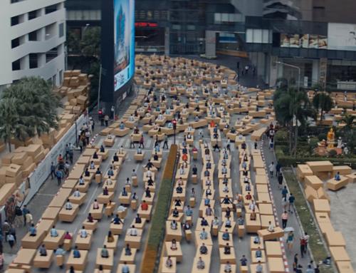 """""""Unlock Cities"""" – Chiến dịch truyền thông ngoài trời mang thông điệp ý nghĩa của Uber"""
