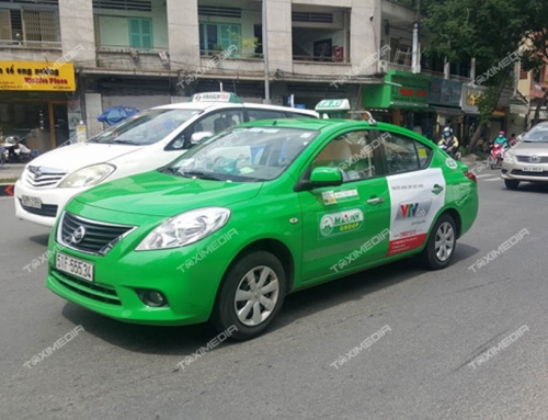 Các thế mạnh tại Long An giúp quảng cáo trên xe taxi phát huy hiệu quả