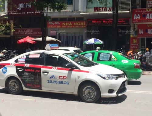Đừng mắc phải 5 sai lầm này khi triển khai quảng cáo trên taxi