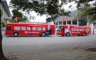 Park Hang Seo đắt show quảng cáo tại Việt Nam