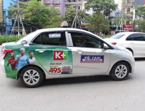 So sánh hình thức quảng cáo biển bảng và quảng cáo trên phương tiện giao thông