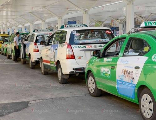 Book ngay quảng cáo taxi tại sân bay với nhiều lợi thế truyền thông vượt trội