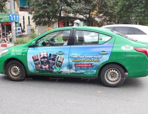 Taxi hoạt động trở lại từ 23/4 – Cơ hội vàng cho chiến dịch truyền thông của doanh nghiệp