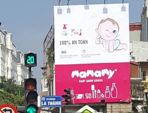Chất liệu của pano/billboard quảng cáo ngoài trời