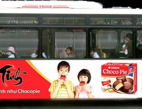 5 lý do doanh nghiệp nên chọn quảng cáo trên xe bus (P1)