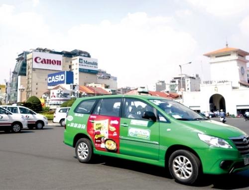 Quảng cáo Taxi tại Đà Lạt – Lâm Đồng