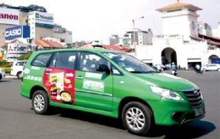 dán quảng cáo trên taxi là gì