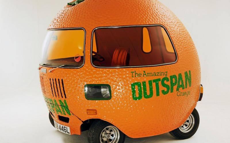 quảng cáo ô tô sáng tạo