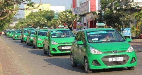 Taxi Mai Linh hỗ trợ di chuyển mùa dịch