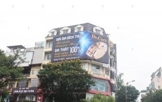 quảng cáo ngoài trời cho doanh nghiệp địa phương