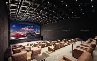 quảng cáo rạp chiếu phim
