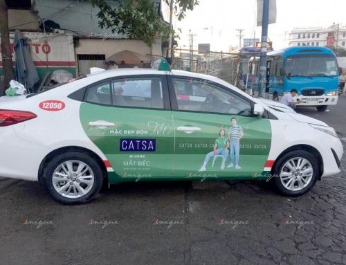 Ghim ngay cách quảng cáo taxi hiệu quả cho các nhãn hàng