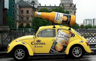 mẫu biển quảng cáo taxi