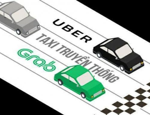 Taxi truyền thống & Grab + Uber: câu chuyện chiến lược kinh doanh và đổi mới sáng tạo